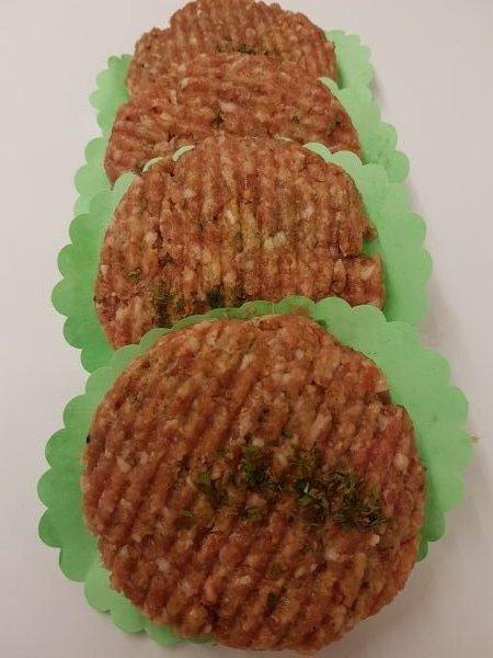 Kipburger XXL