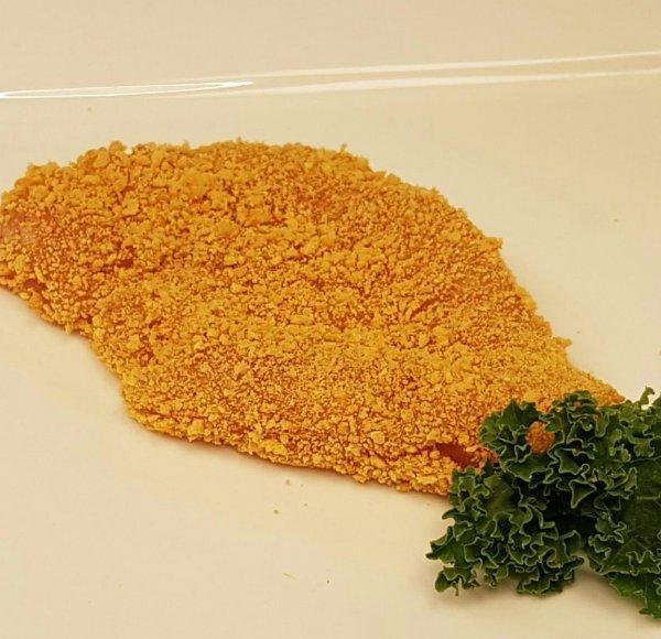 Kipschnitzel Krokant