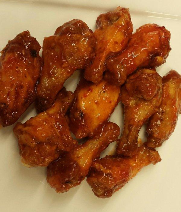 Piri Piri wings